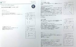 今日の練習メニュー022 5/8(水)