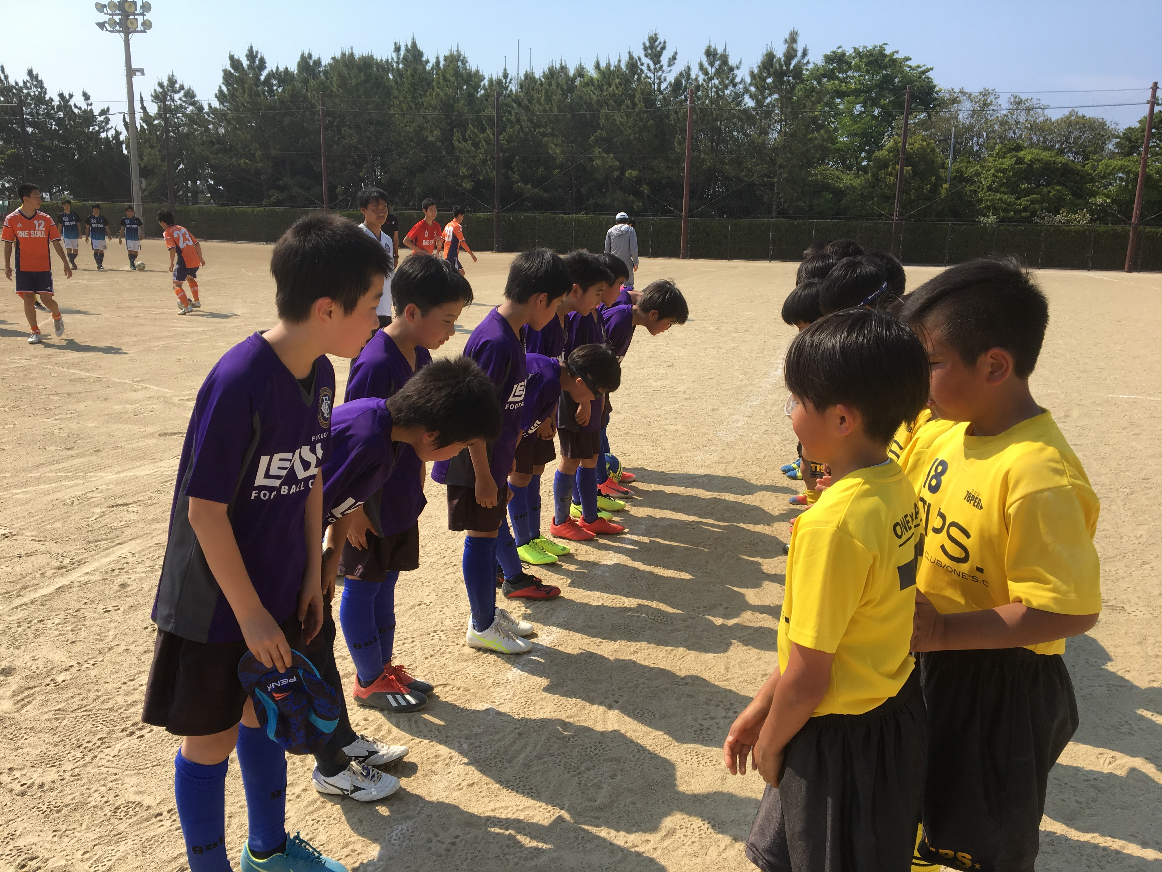 U11 2nd② TRM VS TIPS