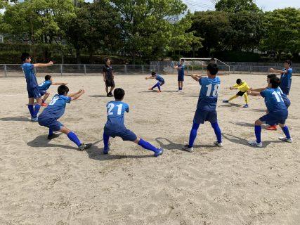 6/16(日)U15トレーニングマッチvsLEON