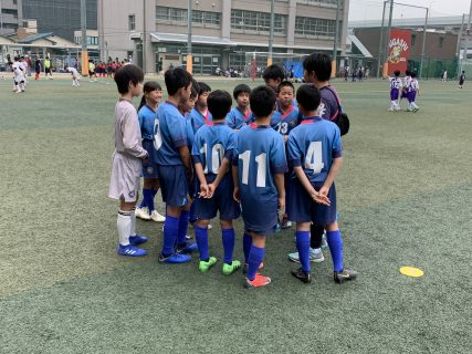 U-12・1st 東福岡カップ