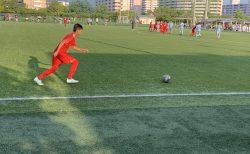 U15 福岡県デベロップカップ1回戦ー約1か月半ぶりの公式戦で結果を残せるかー