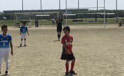 U12 2nd 福岡支部リーグ3部Aパート vs 和白東、美和台 「2勝2敗で迎えた第5,6戦。勝ち越しなるか!!」か