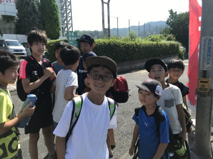 プール企画第一弾!北九州アドベンチャープール