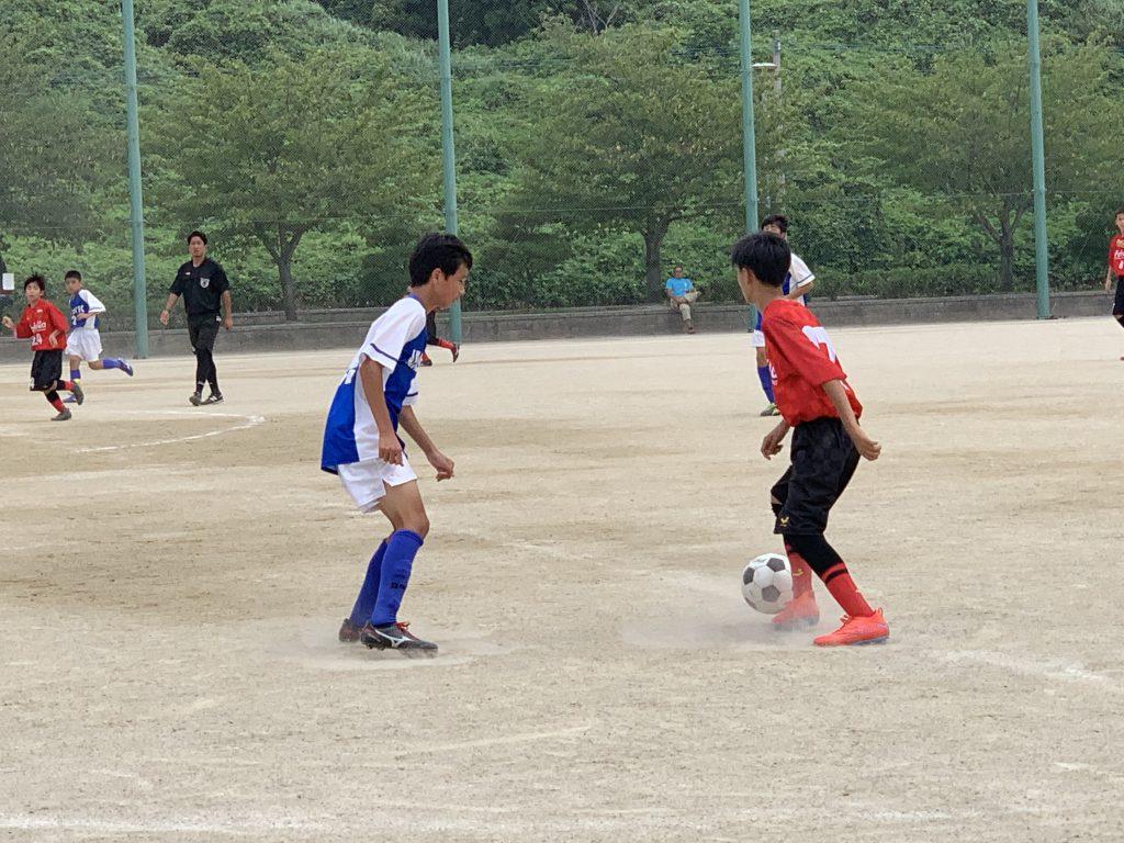 U-13 県リーグ 第8節 vs ファルファーラ