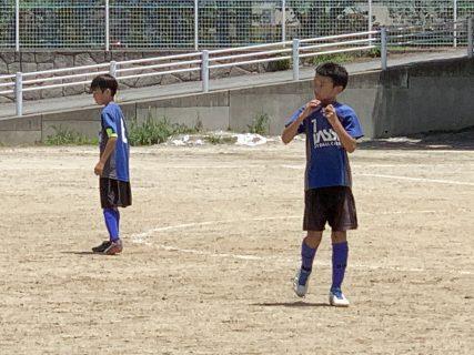 U12 2nd 3部リーグ vs ファルベン、波多江~前期最後の2試合 勝ち越しで折り返せるか~