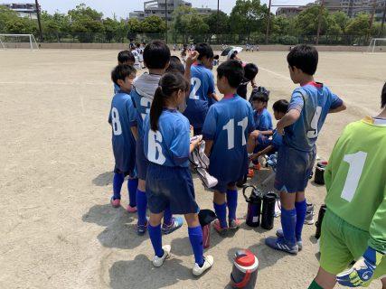 U-12・1st 1部リーグ 第10節 vs J-WIN 〜折り返し後、波に乗れるか!?〜