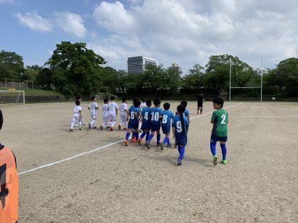 U10 2nd  南区リーグ  開幕! vs大橋、三宅「緊張を乗り越え、好スタートを切れるか!?」