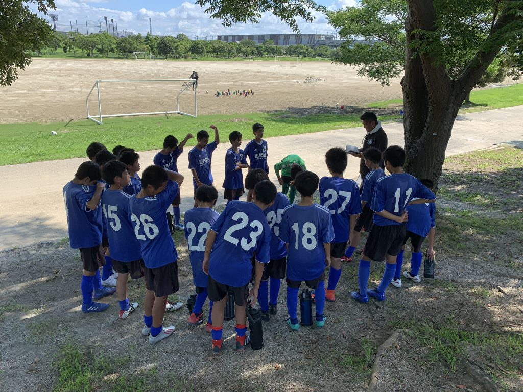 きょうの練習メニュー&MVP 064(7/25 木)