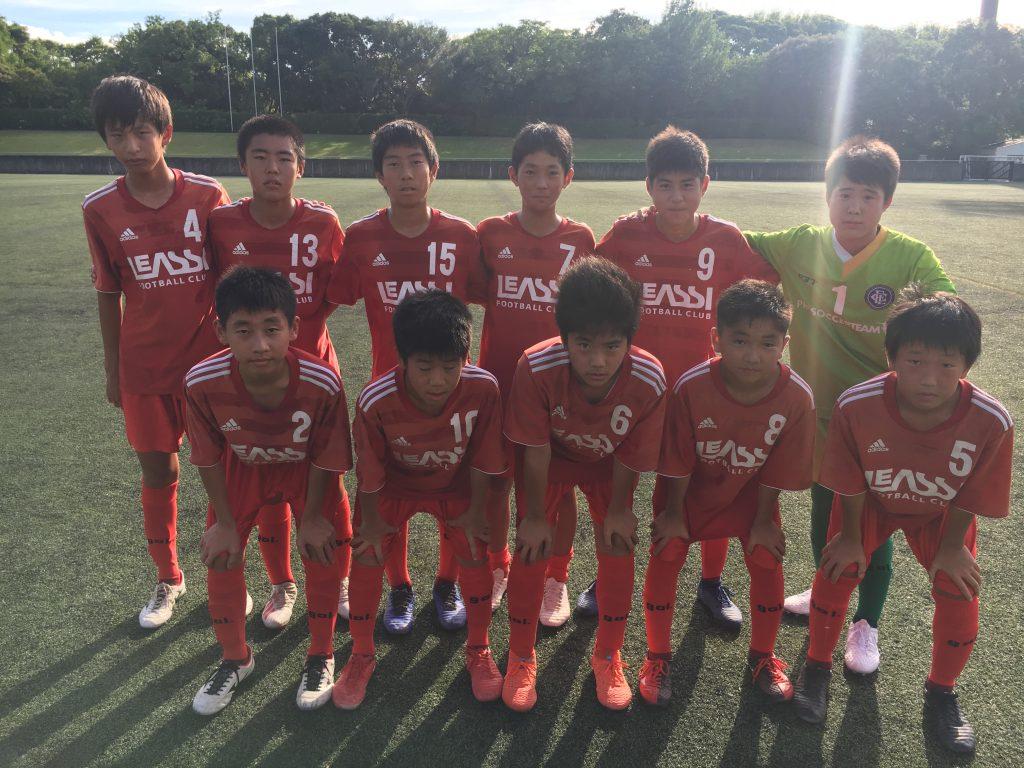 U12 2nd 紅白戦 ~チーム強化の夏休み!!個人のレベルアップにフォーカス~