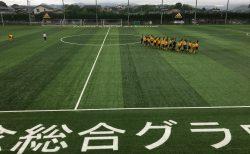 6/30(日)U15TRM vs東海大福岡