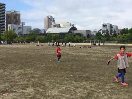 U9ミニMARSカップ -優勝目指して頑張りました!-