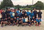 U-12 1st 青山CUP大会結果
