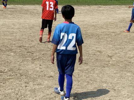 U14トレーニングマッチ-目的や狙いを持って自分からアクションを-