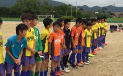 U-11 1st 練習試合結果(vs舞の里)