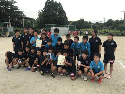 U12 2nd 青山カップ〜強豪相手にどこまで戦えるか!〜