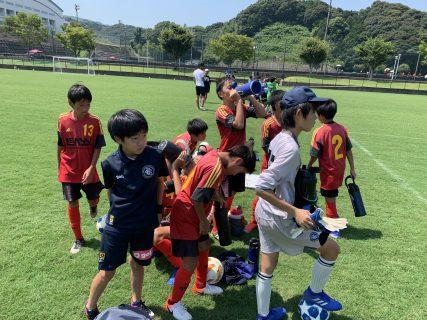 佐世保遠征! U-12・1st  vs CA セレスト、長崎レインボー TRM