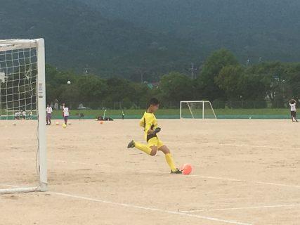 U12 2nd TRM vs 長崎ドリーム、舞の里~成長する夏の評価~