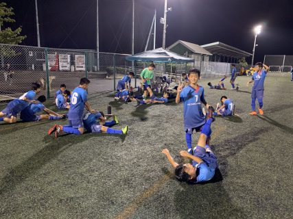 U-14(一部13)TRM vs FC VALOR 唐津