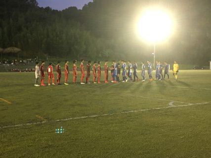 ジュニアユーストップ 県リーグ vs セントラル