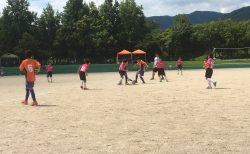 U-11 1st 練習試合速報(vs久山、vs田村、vs西南)