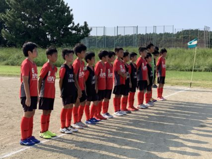 U11 2nd九州ジュニア福岡支部予選1次リーグ突破なるか?!