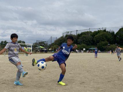 U11 2nd九州ジュニア福岡地区予選決勝リーグ