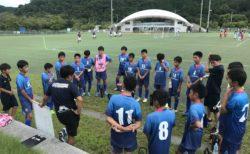 U-13県リーグ(後期) vs TINO、フォルテ