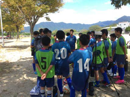 U-13県リーグ(後期) vs ファルファーラ、ラパシオン