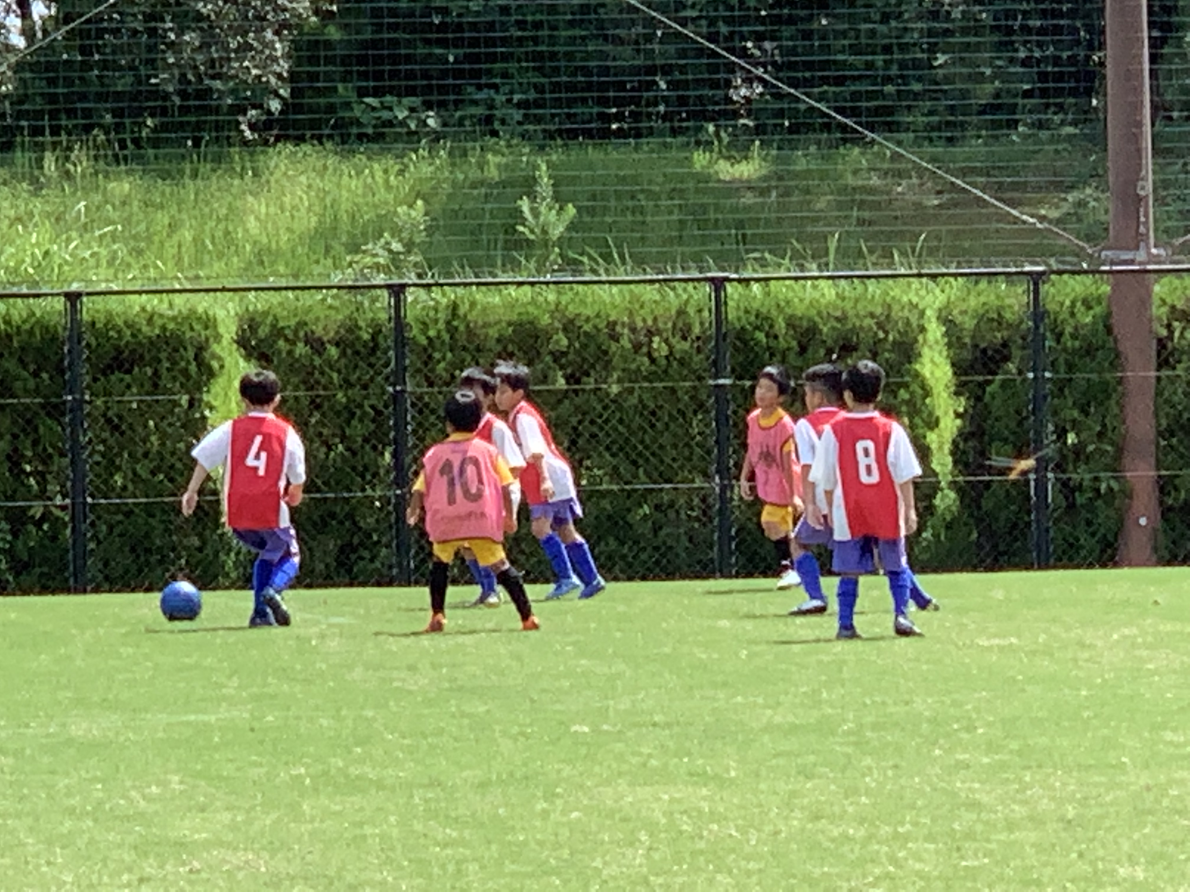 U-11 1st 新人戦1次リーグ結果速報(vs姪浜、vs青葉)