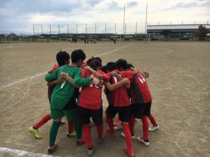 U12 2nd 福岡市3部リーグ vs ルーザ、和白東~飛躍的に伸びるチャンスは思わぬところに転がってます~