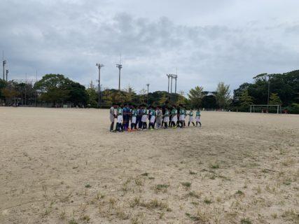 クラブユース(1年生大会) 第1戦 vs 東福岡