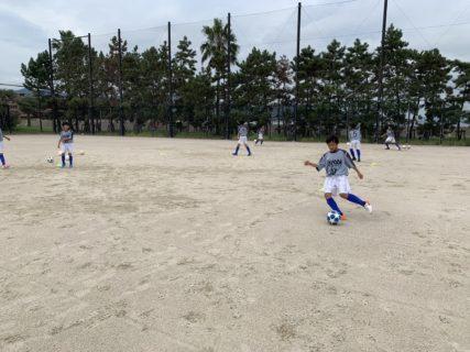 U-12・1st 1部リーグ 第13、14節 vs 板付W、zyg