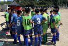 クラブユース(1年生大会) 第4戦 vs ルーヴェン福岡戦  〜首位との対決〜