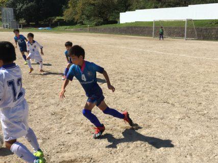 U10 2nd 南区リーグ 最終節! vs 老司、鶴田 〜リーグを振り返って〜