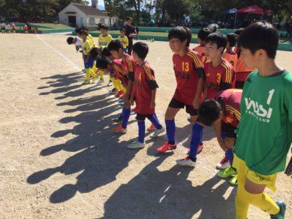 U-11 1st新人戦県大会に向けたトレーニングマッチ(vs福岡西、vs千早、vsZYG、vs小倉南)