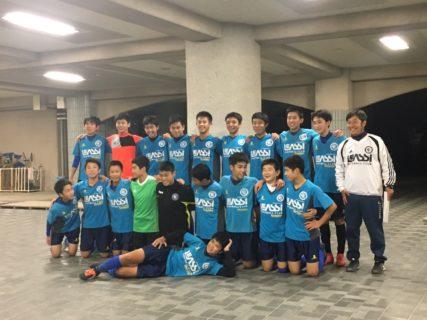 今日の練習メニュー102&MVP 10/30(水)~U15のチームTR最終日~