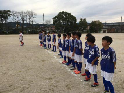 U11 2ndトレーニングマッチ〜2部へ昇格したチームに対してどんな戦いができるのか!?〜