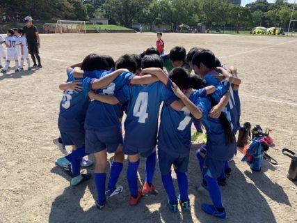 U10 2nd 南区リーグ速報! チャンピオンシップ出場決定!!