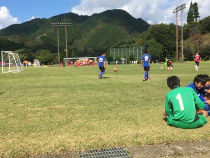 U12 2nd 第15回「G-CUP」少年サッカーフェスティバル1日目!