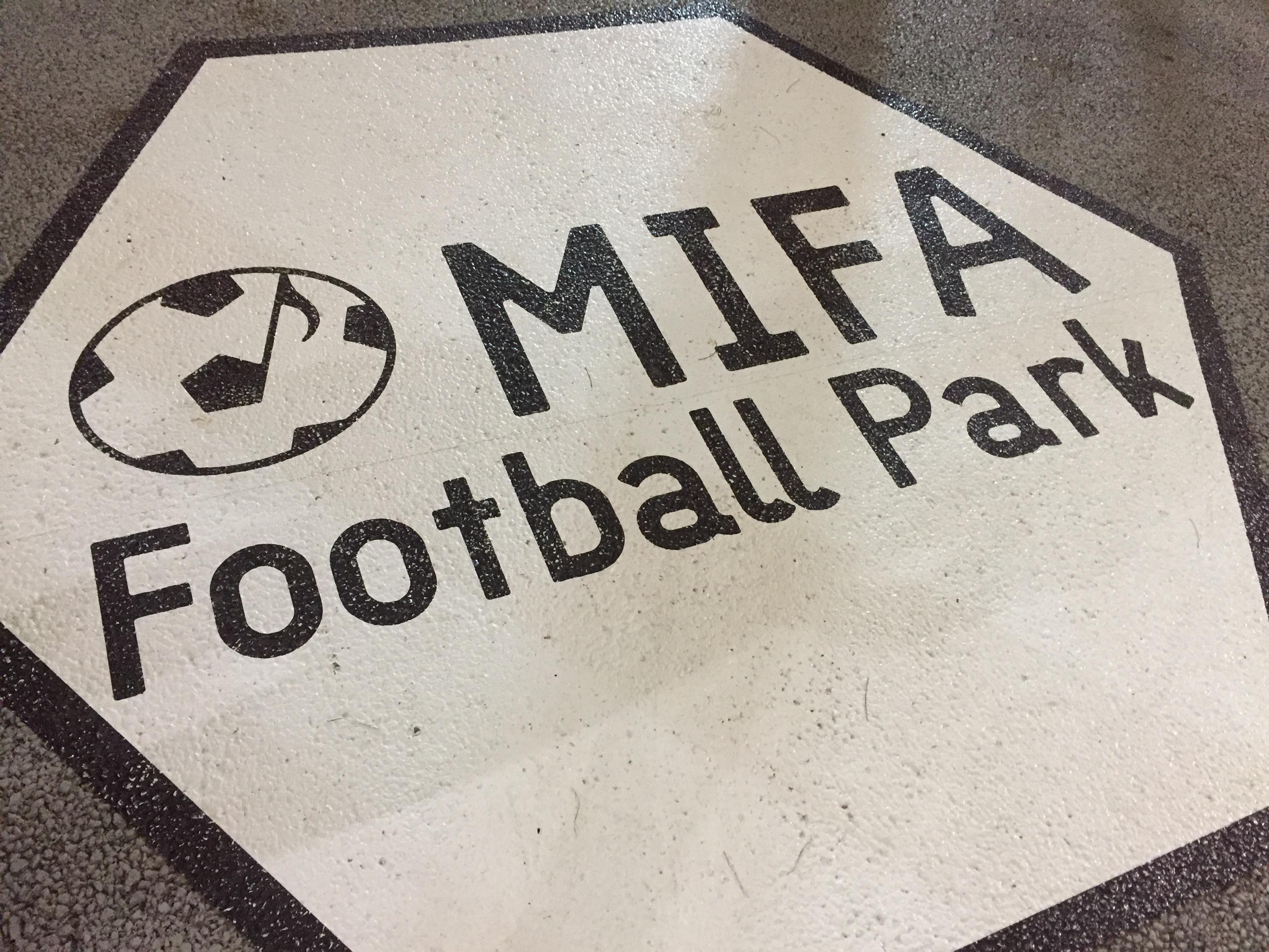 東京豊洲「MIFA Football Park」を視察してきました!