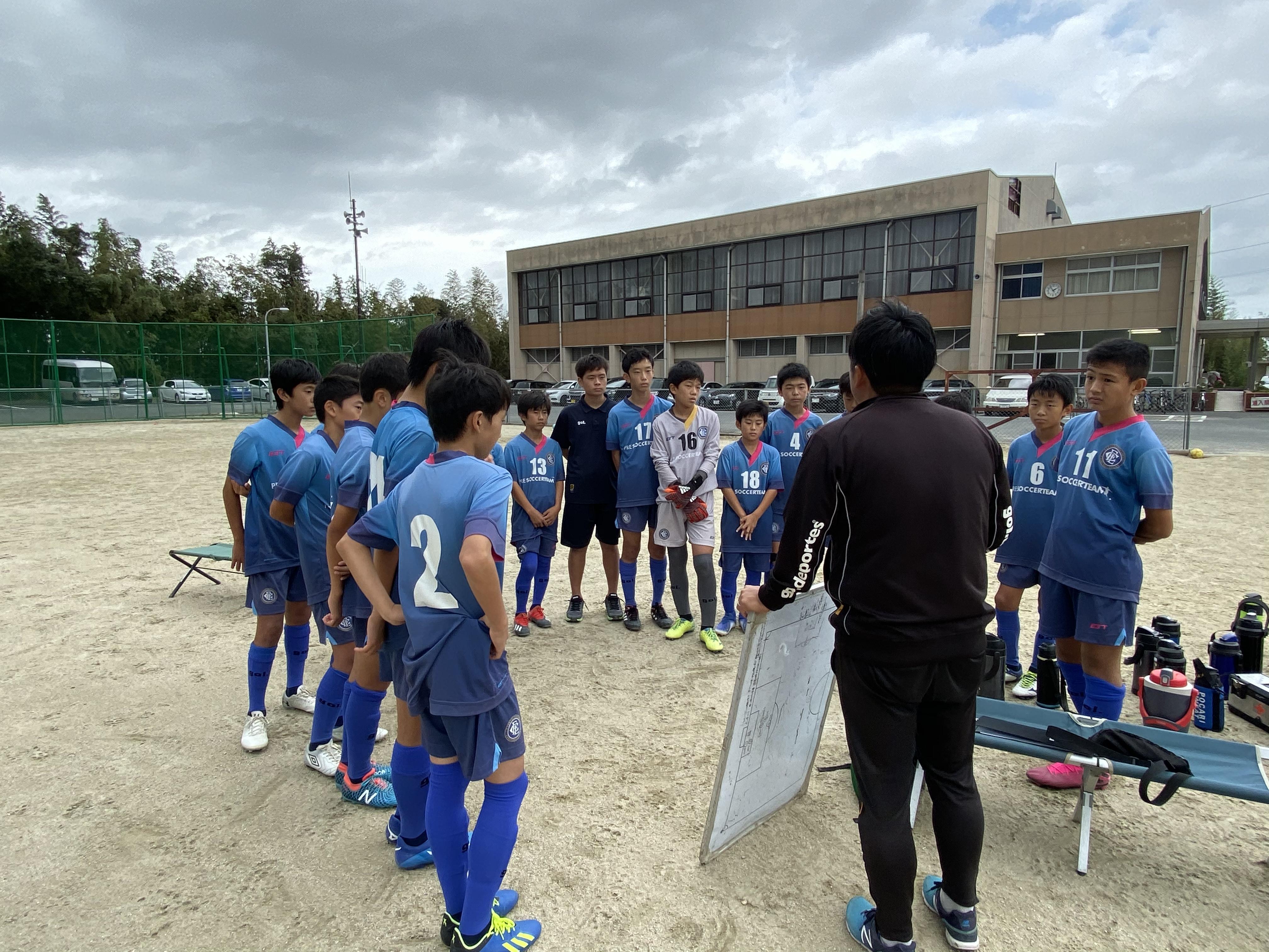 クラブユース(1年生大会) 第2戦 vs レオン福岡