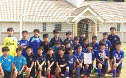 第1回 U-11KUMAGAWA CUP レアッシ1st優勝、レアッシ2nd4位!!