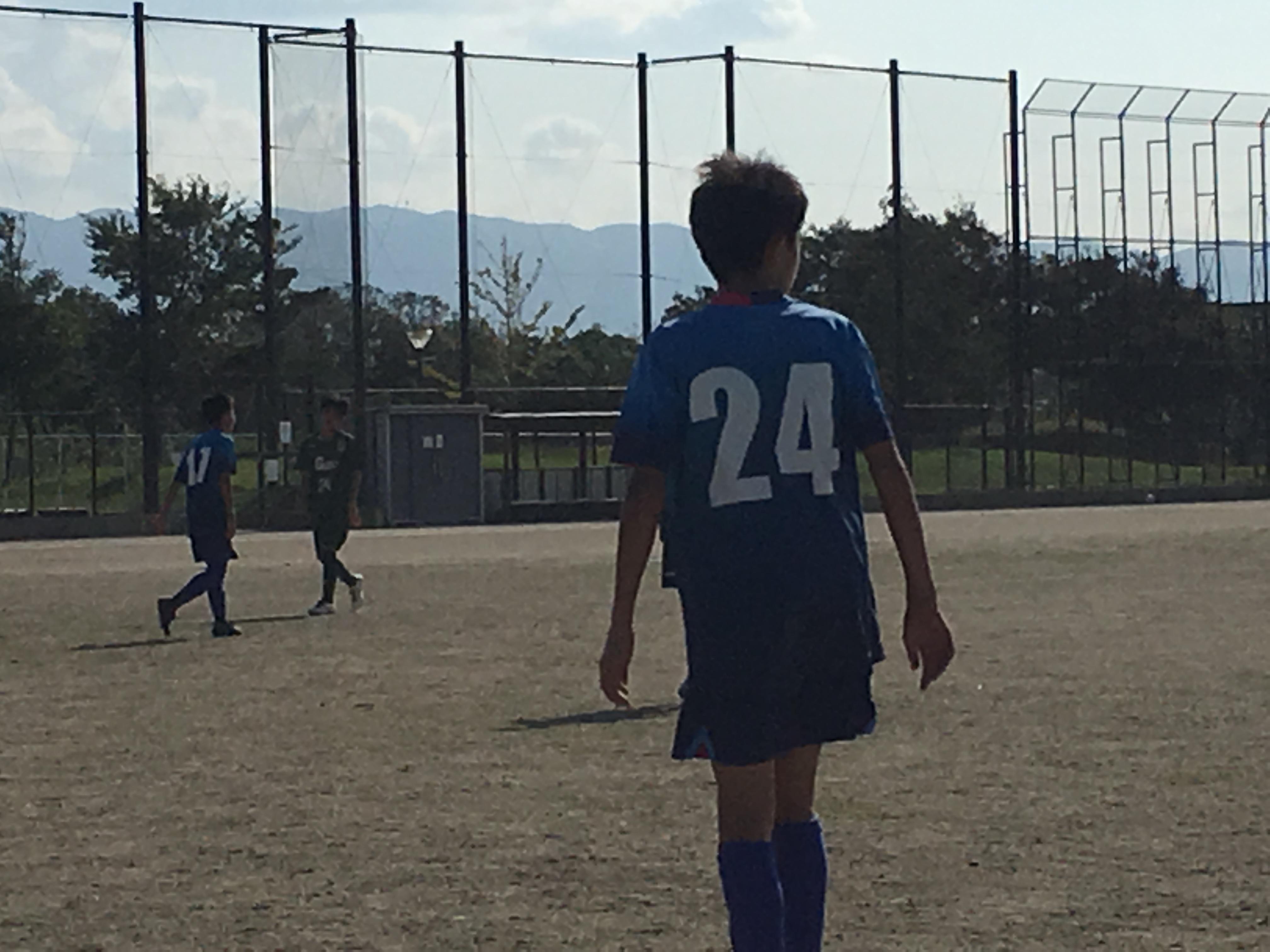 U14 TRM vs オエステ、セレスト(長崎)~位置付けはプレプレシーズン~