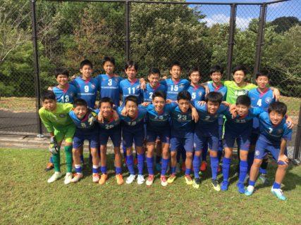 U15 クラブトーナメント vs 川崎~U15の選手だけで臨むジュニアユース最後の大会。結果はいかに!!~