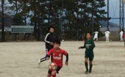 U-12 2nd練習試合(vs西南GR)
