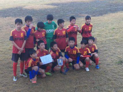 U-12・1st 優勝! 天瀬カップ