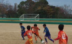 U-9 練習試合(vsエリア伊都)