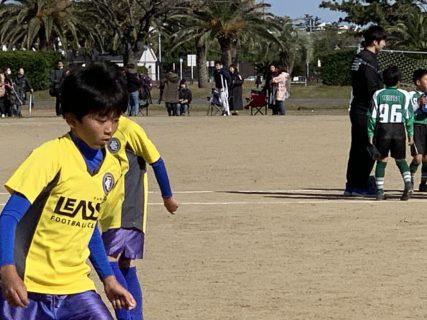 U11 2nd TRM in雁ノ巣-後期リーグ開幕へ向けて-