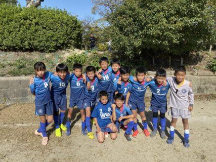 11/16(土)U10 1st 南区リーグ 第7節・第8節