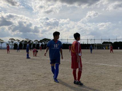 U14 新人戦 第2戦 vs Fut6~誰がチャンスを掴むか~